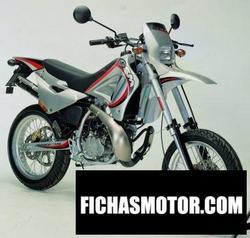 Imagen moto Gilera gsm 50 2002