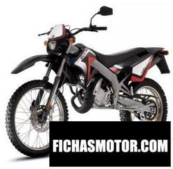 Imagen moto Gilera rcr 50 2015