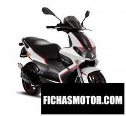 Imagen moto Gilera runner sp 50 2012
