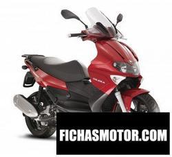 Imagen moto Gilera runner st 125 2008