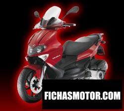 Imagen moto Gilera runner st 125 2010