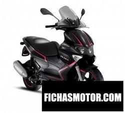 Imagen moto Gilera runner st 200 2012