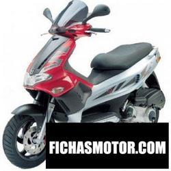 Imagen moto Gilera runner vx 125 2005