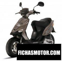 Imagen moto Gilera stalker 2006