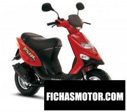 Imagen moto Gilera stalker 50 2007