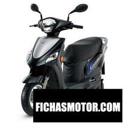 Imagen moto GreenTrans em100 2014