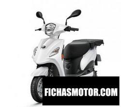 Imagen moto GreenTrans EM100 Super 2020