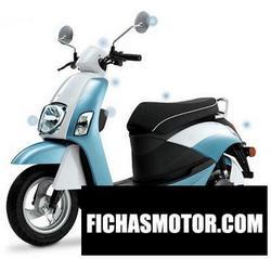 Imagen moto GreenTrans ema98 2010