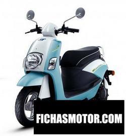 Imagen moto GreenTrans ema98 2011