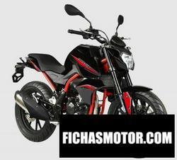 Imagen moto Hanway Furious 250 2020