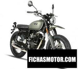 Imagen moto Hanway Scrambler 50 2020
