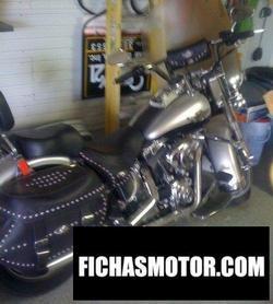 Imagen moto Harley davidson flstc heritage Softail Classic 2003