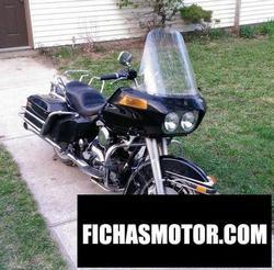 Imagen de Harley Davidson HARLEY DAVIDSON FLTC 1340 TOUR GLIDE CLASSIC