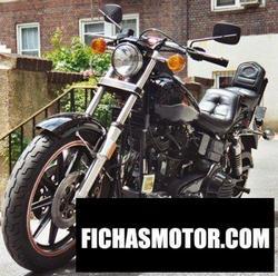 Imagen moto Harley davidson fxb 1340 sturgis 1980