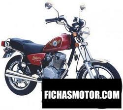 Imagen moto Hartford hd 125 l legion 2003
