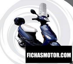 Imagen moto Hdm speedy 50 2010