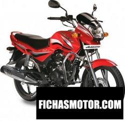 Imagen moto Hero achiever 2013