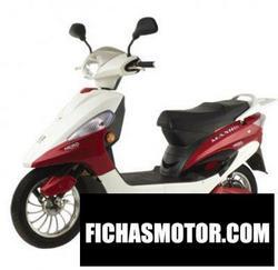 Imagen moto Hero electric maxi 2011