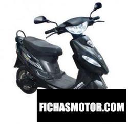Imagen moto Hero electric zion 2011