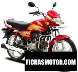 Imagen moto Hero hf deluxe 2013