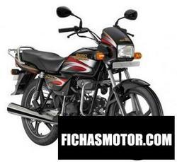 Imagen moto Hero honda splendor 2007
