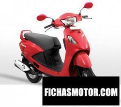 Imagen moto Hero pleasure 2012