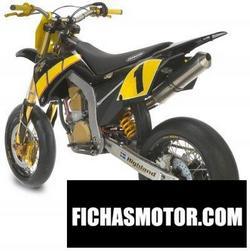 Imagen moto Highland supermotard 2008