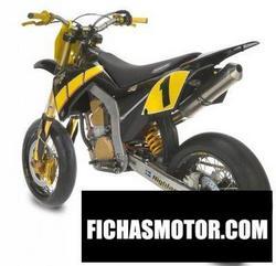 Imagen moto Highland supermotard 450 2009
