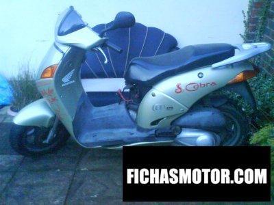 Ficha técnica Honda @ 125 2003