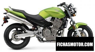 Imagen moto Honda 919 año 2004