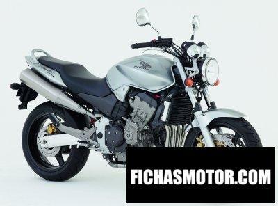 Imagen moto Honda 919 - hornet 900 año 2007