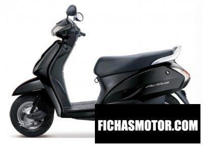 Imagen moto Honda activa año 2013