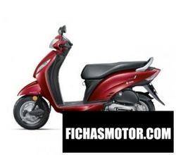 Imagen moto Honda activa i 2014