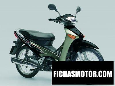Imagen moto Honda anf125i innova año 2008