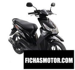 Imagen moto Honda beat fi 2015