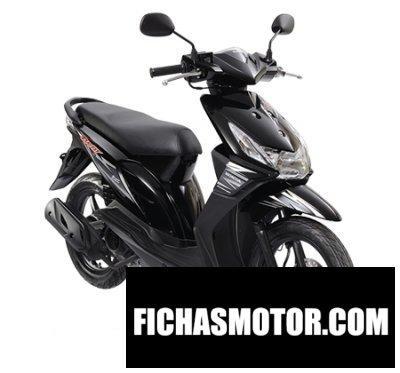 Imagen moto Honda beat fi año 2015