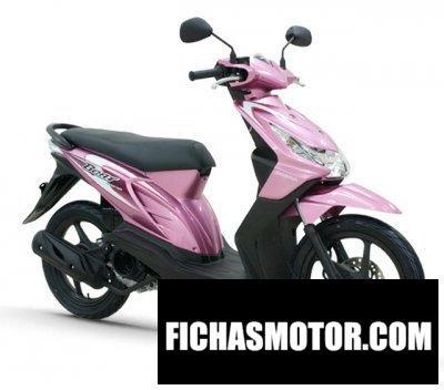 Imagen moto Honda beat scooter año 2013