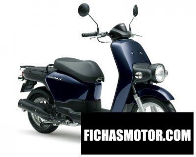 Imagen moto Honda benly año 2013