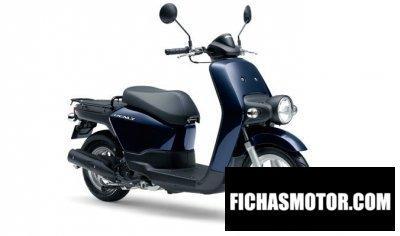 Imagen moto Honda benly año 2015
