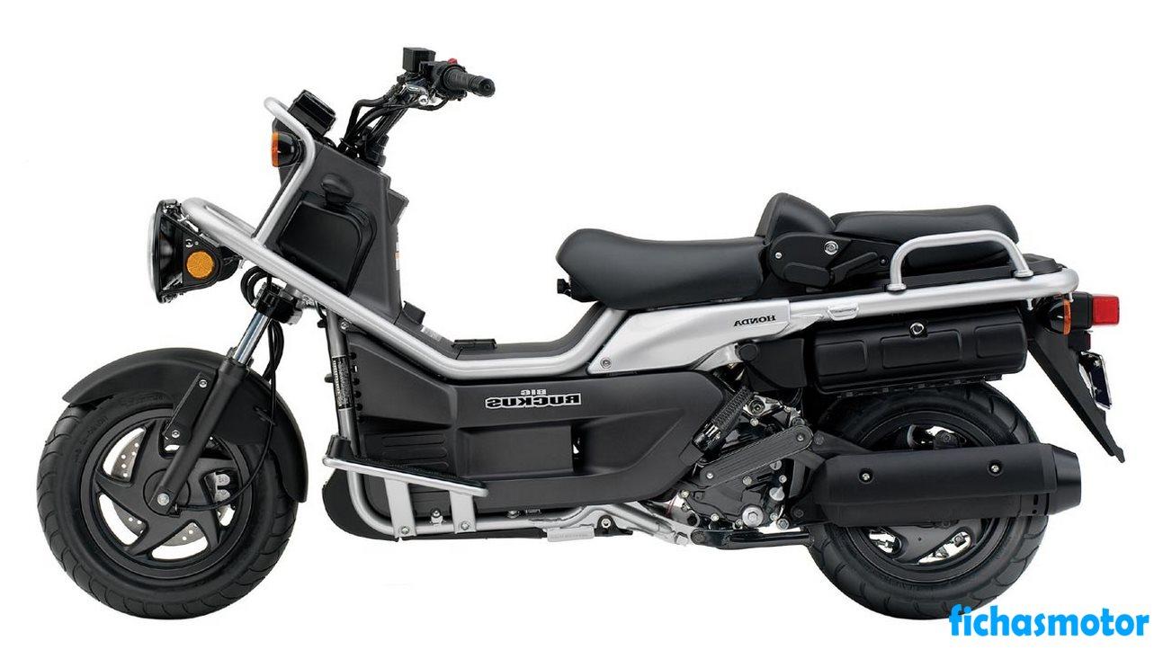 Imagen moto Honda big ruckus año 2006