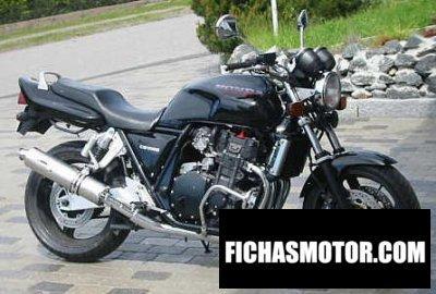 Imagen moto Honda cb 1000 año 1998