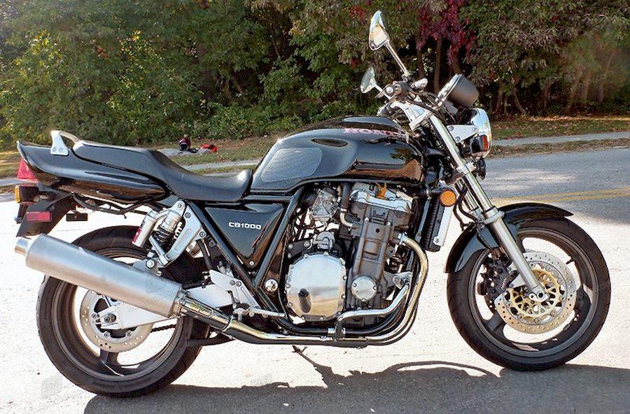 Imagen moto Honda cb 1000 big 1 año 1993