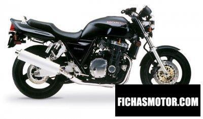 Imagen moto Honda cb 1000 f año 1994