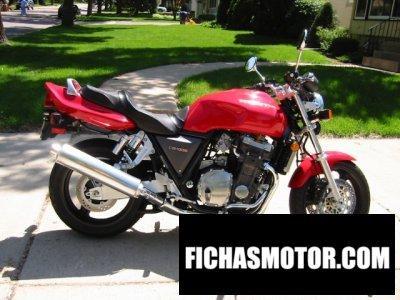 Imagen moto Honda cb 1000 f año 1995