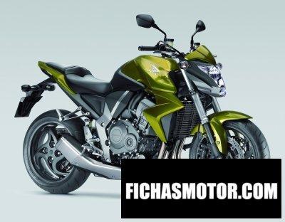 Imagen moto Honda cb 1000 r año 2008