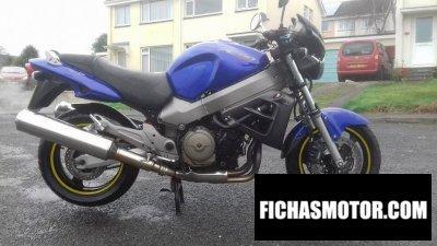 Imagen moto Honda cb 1100 sf año 1999