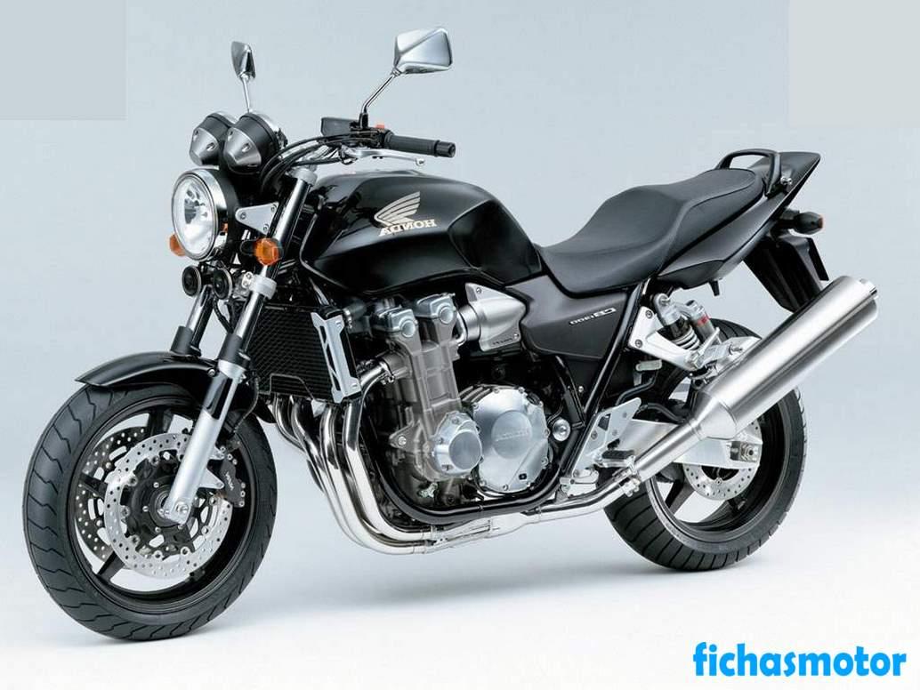 Ficha técnica Honda cb 1300 2008