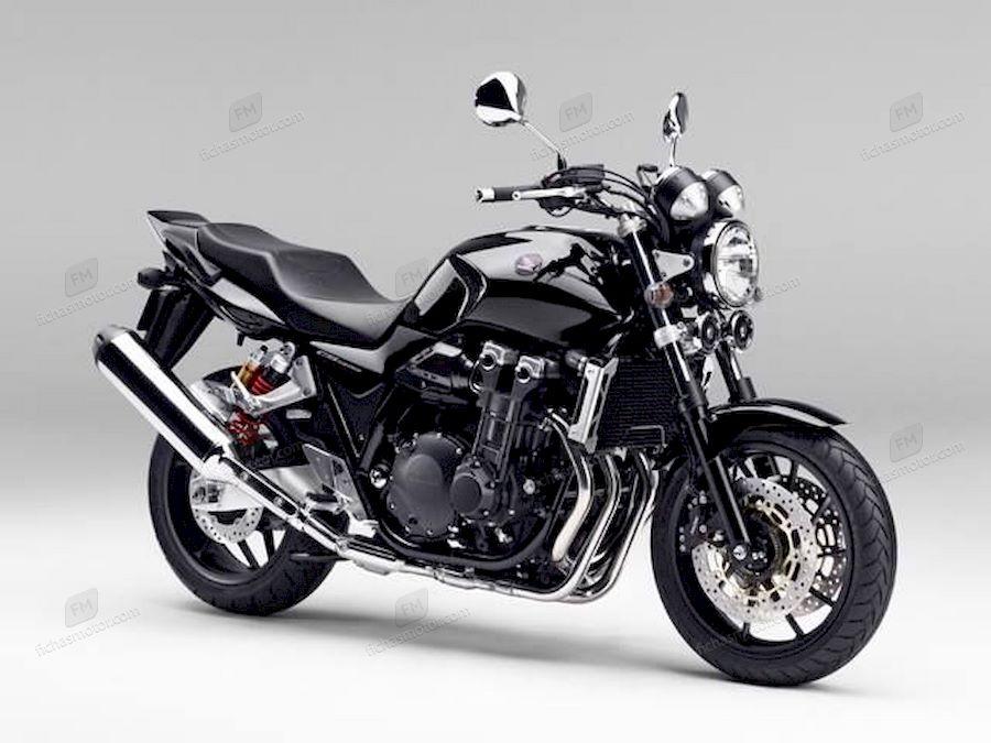 Imagen moto Honda CB 1300 S año 2019