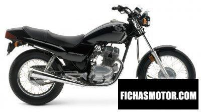 Imagen moto Honda cb 250 nighthawk año 2004