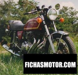 Imagen moto Honda cb 400 f 1977